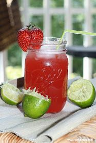 Jamaican Rum Punch…would be perfect use for my Blue Chair Rum ;)