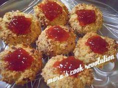 Greek Desserts, Cookie Desserts, Greek Recipes, Cookie Recipes, Greek Cookies, Oreo, Biscuits, Recipies, Deserts