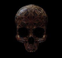 """""""Hope you like skulls"""" – 50 Schädel mit unterschiedlichen Mustern"""