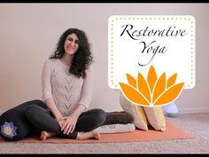 Restorative Yoga for Postural Orthostatic Tachycardia Syndrome ( POTS ) - YouTube