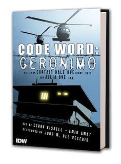 YA - Code Word Geronimo - Captain Dale Dye