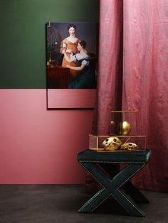 Whispers of Luxury ! Editorial for Costume Living / BoBedre . styling by Mikkel Kure . photo by Mikkel Hvilshøj One of the inspirations of our designer, Pink and Green!