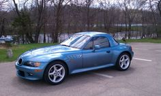 Love my little go-cart! Most reliable car I have ever owned. BMW Z3 Hardtop Roadster