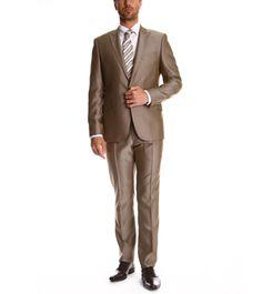 Costume standard uni Homme