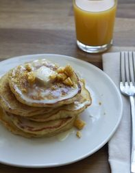 Cap'n Crunch Pancakes  Recipe adapted from Giorgio Rapicavoli, Eating House, Coral Gables, FL