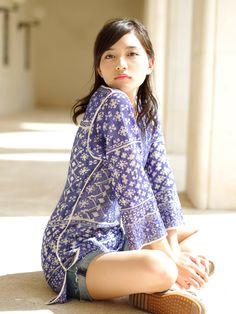 Haruna Kawaguchi from Wanibooks Gravure. - Beauty of Asia I Love Girls, Sweet Girls, Cute Girls, Japanese Beauty, Asian Beauty, Petty Girl, Oriental, Japan Girl, Japanese Models