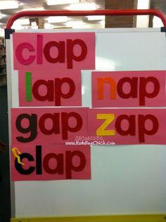 Rain Makes Applesauce: Clap Your Lap
