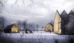 CGarchitect - Professional 3D Architectural Visualization User Community | Hermits House - The Cloud Collective