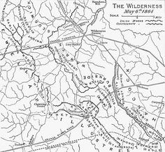 Battle of the Wilderness, 6 May 1864