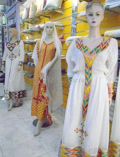 Ethiopian Traditional Clothing 11 ...