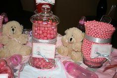 Baby shower candy buffet - Sweet I Do's