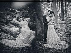 sesja plenerowa zdjęcia ślubne