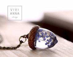 Core of the Nature III chain K408 by VIVIANNASCHMUCK on Etsy