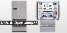 Buzdolabı Sigorta Attırıyor ? - http://www.servisi.com.tr/beyaz-esya/buzdolabi-sigorta-attiriyor