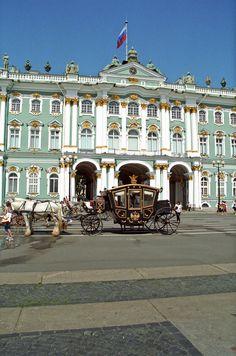 Hermitage ~ St. Petersburg