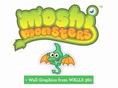 Gurgle (Moshi Monsters Moshling Wall Graphics from WALLS 360) http://www.Walls360.com/MoshiMonstershttp://blog.walls360.com/moshi-monsters-wall-graphics-from-walls-360/