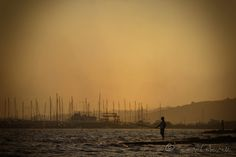 fishing at sunset. Sauce Recipes, Fishing, Places To Visit, Pasta, Sunset, Blog, Outdoor, Image, Outdoors