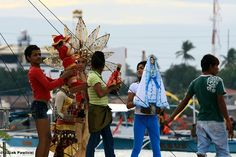 The Sinulog is an annual festival held on the third Sunday of January in Cebu City, Philippines.