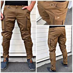 Pantalon tipo cargo is part of Pants outfit men - Tactical Wear, Tactical Pants, Tactical Clothing, Cargo Pants Men, Mens Joggers, Jogger Outfit, Pants Outfit, Urban Look, Urban Fashion