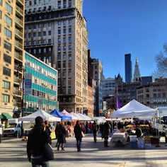 Union Square Park #NYC