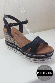 Wedge Boots, Wedge Sandals, Smart Casual Footwear, Fashion Shoes, Fashion Accessories, High Wedges, Luxury Fashion, Women Wear, Pumps