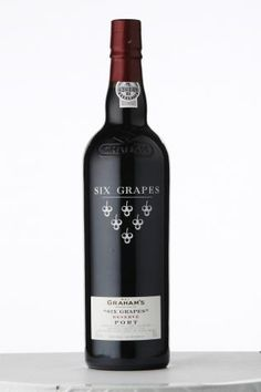 Fortified #6: Graham's NV Six Grapes Reserve Port