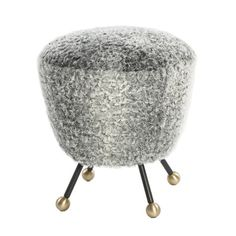 BREA OTTOMAN by Kelly Wearstler | Inspire yourself in http://www.bocadolobo.com/en/inspiration-and-ideas/