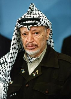 Yasser Arafat Wasn't Poisoned, French Prosecutors Say