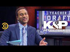 If We Treated Teachers Like Pro Athletes - Key & Peele Teacher Education, Physical Education, Cyberpunk, Michael Key, Best Amazon Deals, Comedy Central, School Counseling, School Days, Athletes