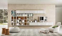 Sofás salón estilo minimalista