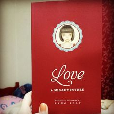 Love & Misadventure by Lang Leav, available via Amazon, Barnes & Noble or The Book Depository for FREE Worldwide Shipping http://langleav.com/lm