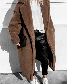 A Blogger Approved Way to Style Oversized Outerwear