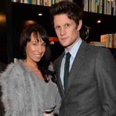 Image via We Heart It https://weheartit.com/entry/146578127 #london #mattsmith #thomsweeney #laurajaynesmith #storelaunch