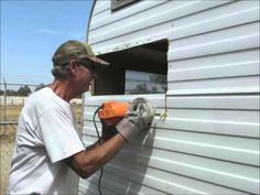 Great trailer restoration tutorials  Really great information.