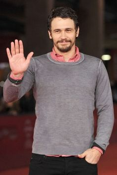 We adore James Franco and his geeky gorgeousness