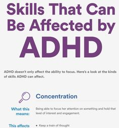 How ADHD Can Affect a Child's Impulse Control, Focus and Organization   Understood