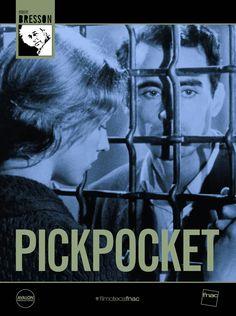 Pickpocket (1959) Francia. Dir: Robert Bresson. Drama. Romance. Mafia - DVD CINE 977
