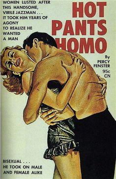 Hot Pants Homo