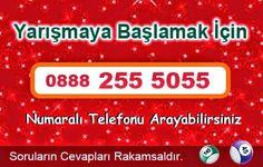Sihirli numara; 0888 255 50 55