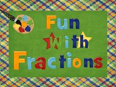 Use this center activity to review fractional parts of a whole. Students will identify the fractional part of the whole on each card. There is a wo...