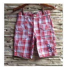 zpr 👦INFANTIL👦 Marca Alphabeto Tamanho 8 anos NOVA  Bermuda de sarja, xadrez nos tons de vermelho e rosa, linda e atual. com etiqueta !! 💸💸 R$ 40,00  #enjoeietovendendo #gapkids #bermuda #xadrez #desapego #enjoei #lojavirtual #seminovo #outletkids #brechokids #lojaonline #bazarkids #sale #infantil #moda #fashion #off #8anos #liquidacao #saldo #instashop #ecommerce #compraonline #maedemenino #oferta #wishlist #short #alphabeto #desapegomenino #alphabetokids…