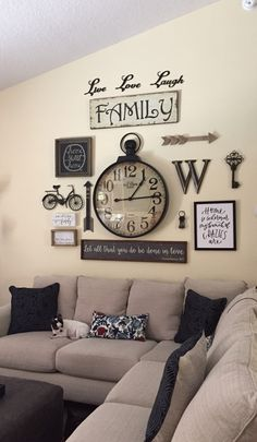 Hmm That Clock Looks Familiar Lol Dining Room Wall Decor, Farmhouse Wall  Decor, Bathroom
