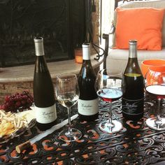 Tasting the wines of Esterlina Vineyards To celebrate Black History Month, Black Winemakers and Winery Owners.