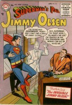 Superman's Pal, Jimmy Olsen (Volume) - Comic Vine