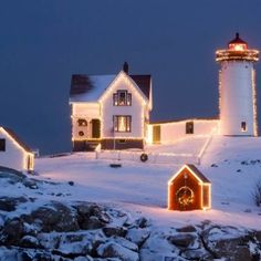 Nubble Light - Cape Neddick - Maine - one of the nicest places to be..anytime!