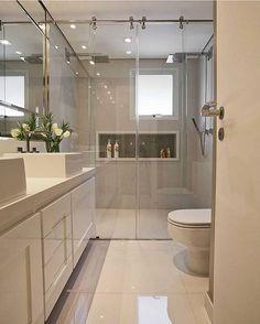 acabamento de banheiro com porcelanato - Pesquisa Google