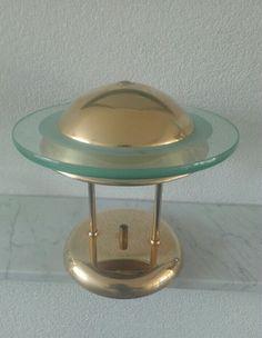 Online veilinghuis Catawiki: Boxford Design Bureau / Tafel / Dressoir Lamp in permetaalfecte conditie