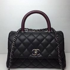 4bfba19f82ba 12 Best chanel coco handle images in 2019