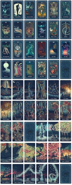 The Prisma Visions Tarot by James R. Eads — Kickstarter