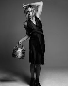 The adorable Mrs. Iggy Pop
